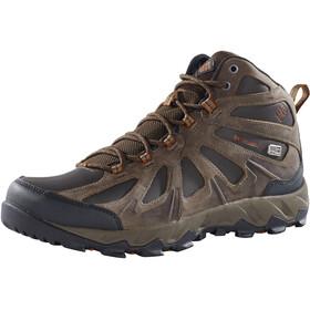 Columbia Peakfreak XRCSN II Mid Outdry Shoes Men cordovan / bright copper